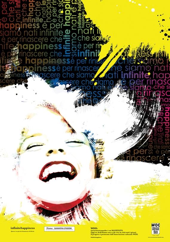 Poster per un concorso di grafica